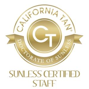 California Tan Sunless Certified